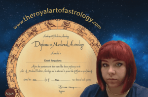 MEET THE ASTROLOGER