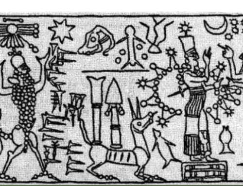 VENUS Inanna from Uruk TALISMANS